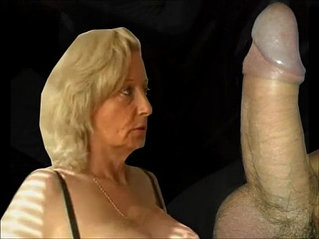 Granny from fucktubeporn.xyz gives blowjob and gets fucked