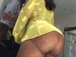 Big Ass Black Chick