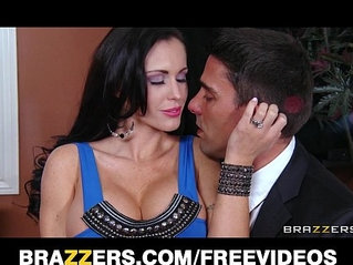 Slutty MILF Jenna Presley is fucked hard infront of her husband